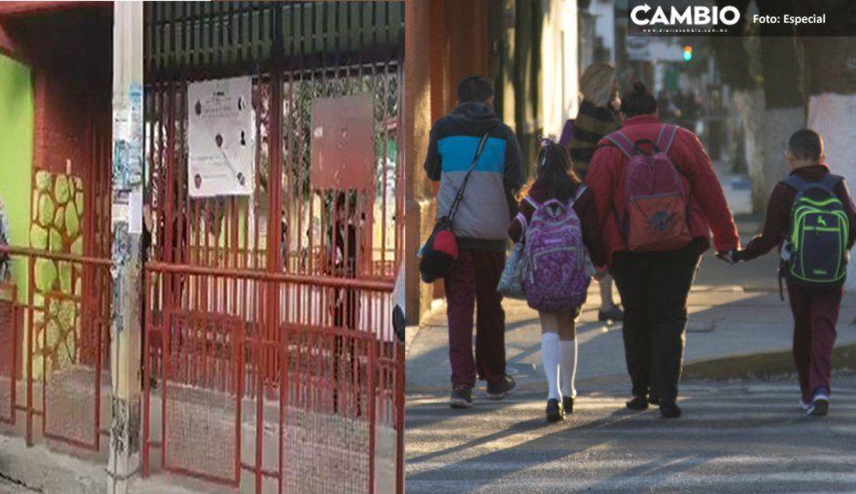 SEP suspende clases en Acajete tras enfrentamiento entre pobladores y militares
