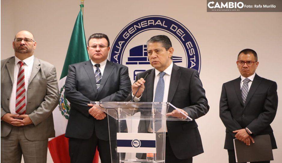 Descarta FGE que policías de Ahuazotepec hayan sido ejecutados por tema electoral