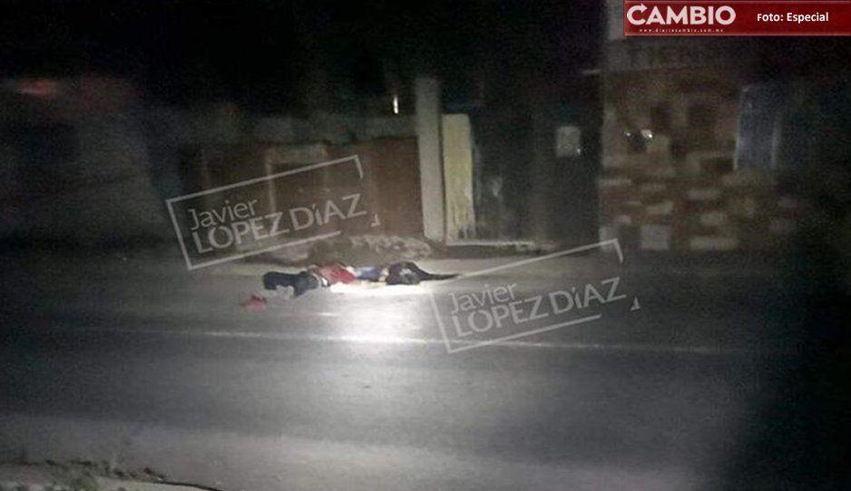 Comando armado ejecuta a dos menores de edad en Cuacnopalan