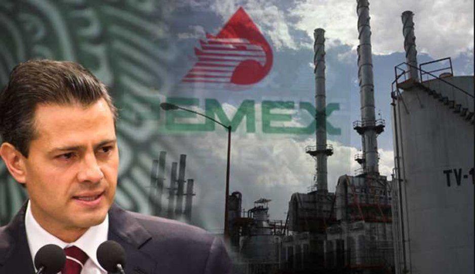 Sobornos en Pemex por 2,000 mdp financiaron campaña de Peña Nieto