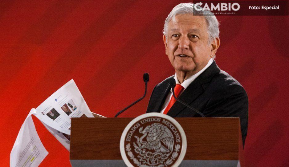 """AMLO exhibirá a gasolineras """"gandallas"""""""