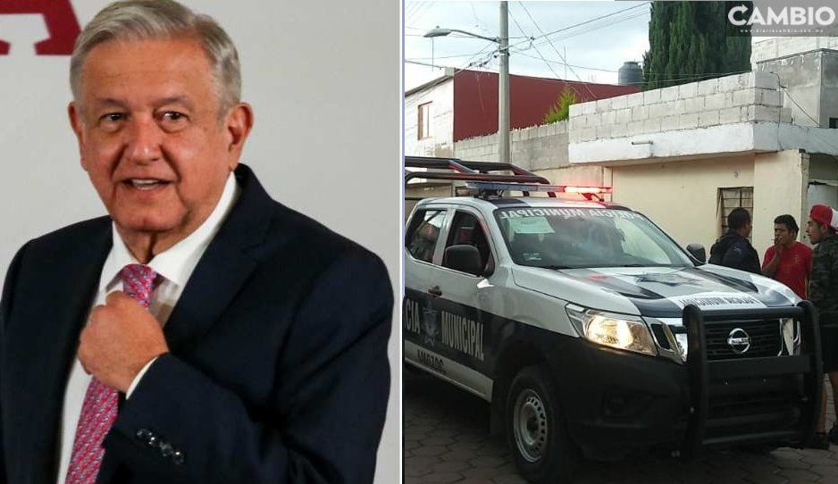 Levantan a una pareja en Amozoc, el pueblo bueno de López Obrador