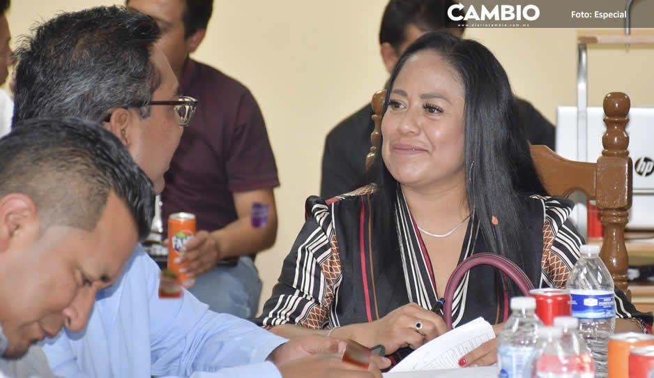 Lupita Daniel encabeza Comité de Planeación  para el Desarrollo Municipal en Cuautlancingo