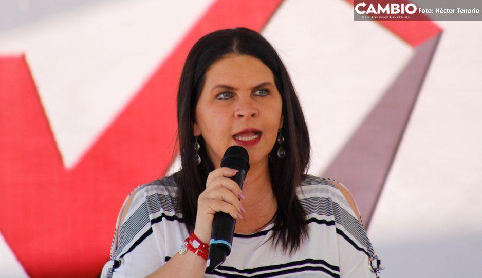 Norma Layón advierte: en San Martín  Texmelucan no gobiernan las minorías