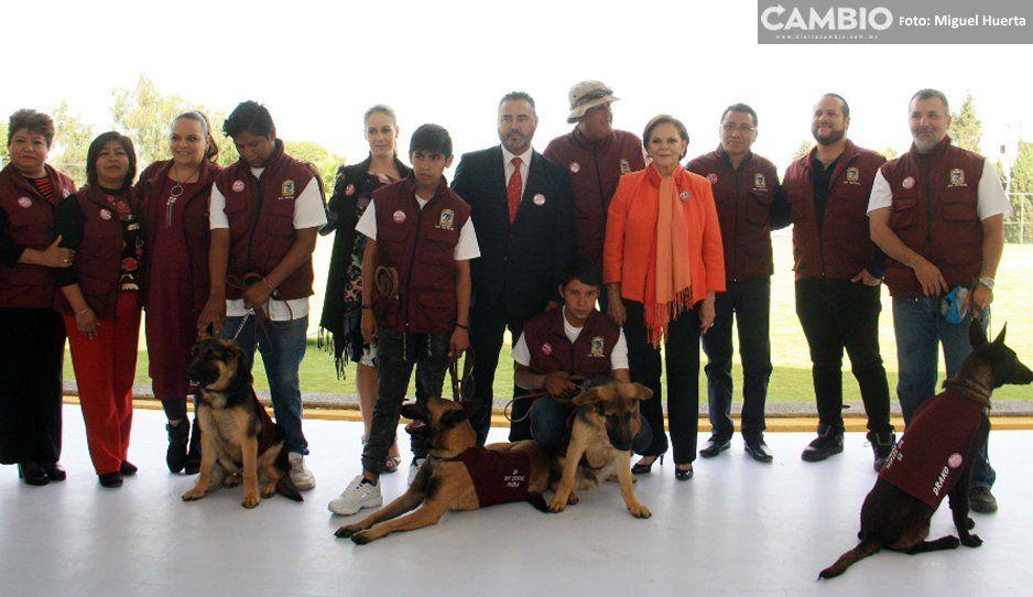 Gobierno corrige a SEDIF: Barbosa decidirá  si Escuela Canina K9 se ubicará en Casa Puebla