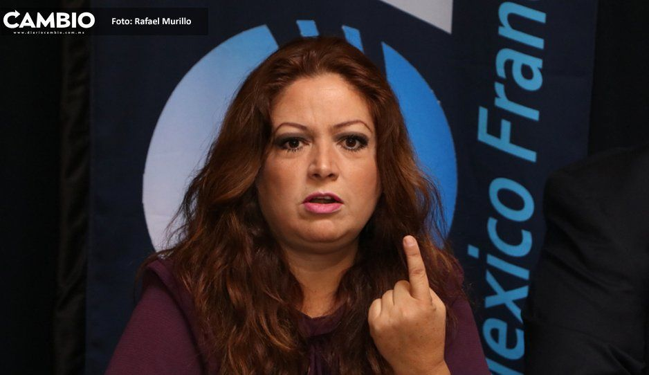 Violeta Lagunes responsabiliza a Claudia de cualquier atentado contra las mujeres