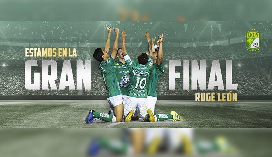 León pierde 1-0 pero se clasifica a la final del futbol mexicano, eliminando al América