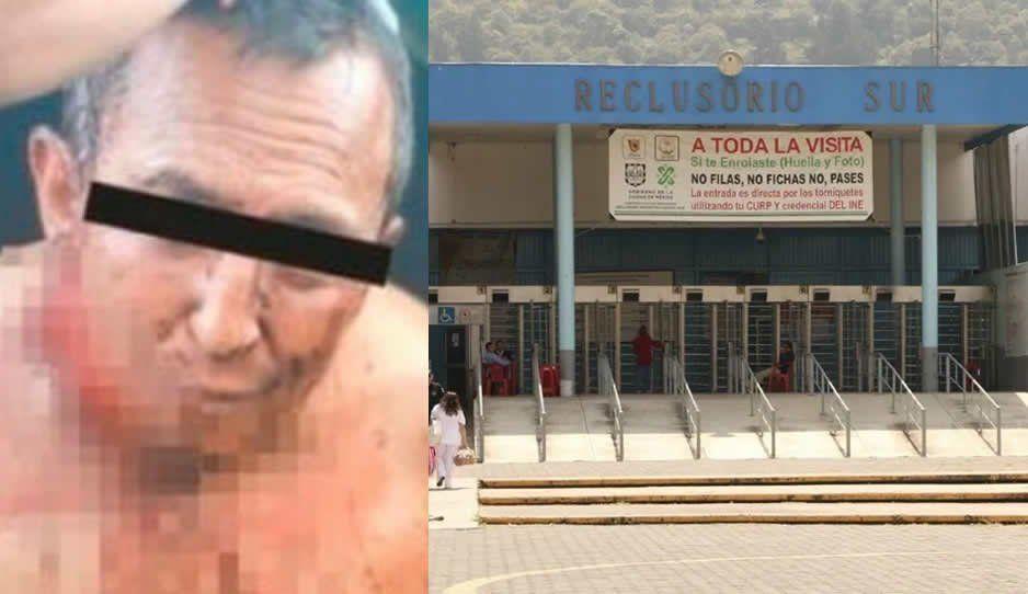 Erick Francisco, feminicida de Ingrid, se quiere suicidar en el reclusorio (VIDEO)