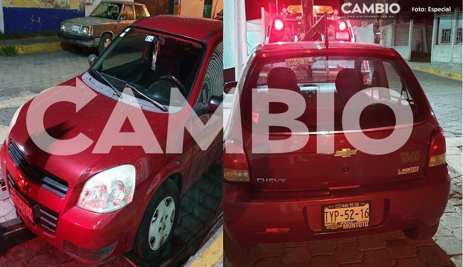 Un herido tras balacera en zona de tolerancia en Atlixco