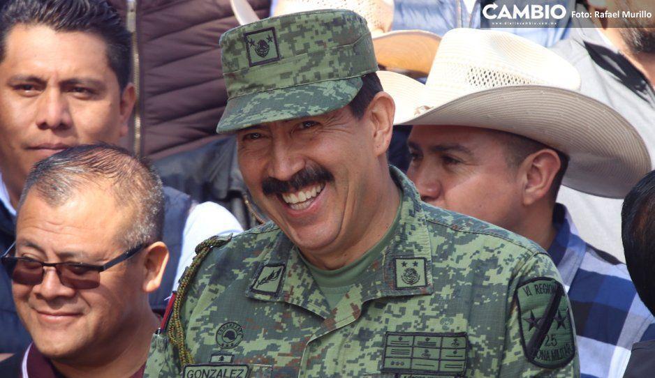 Continúa expansión de la GN; este año se construirán ocho cuarteles en Puebla