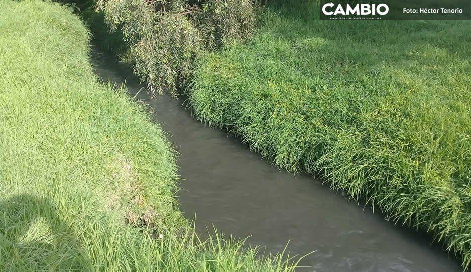Municipios vecinos de Texmelucan tienen que bajar derrames en el Acotzala: regidor