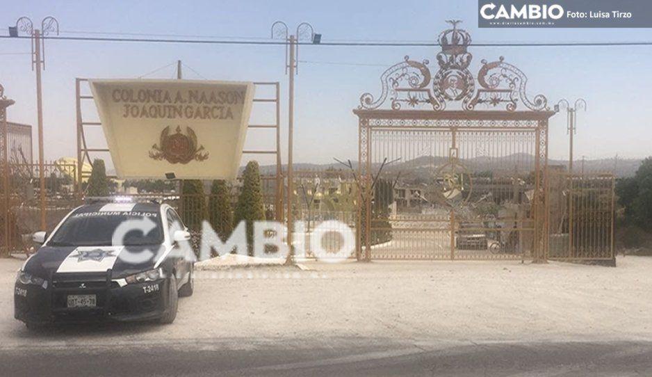 Policía Federal y Gendarmería catean santuario de la Luz del Mundo en Amozoc
