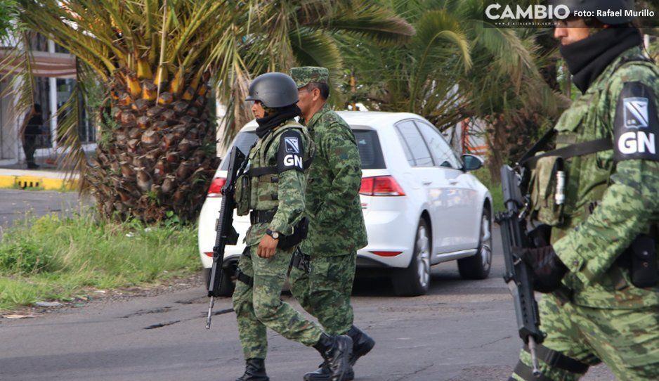 Guardia Nacional abre segunda convocatoria  de reclutamiento y también incluye a Puebla