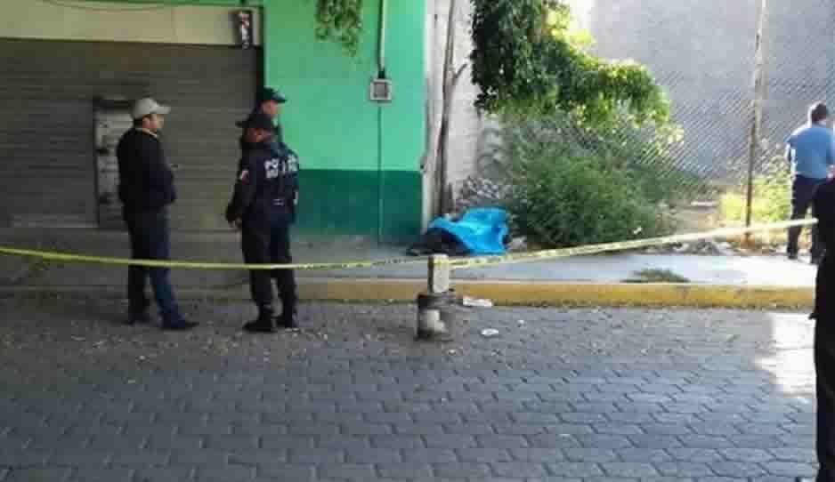 Encuentran cadáver en plena calle de Tehuacán