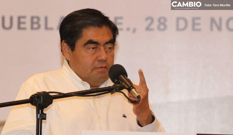 Barbosa da un telosico al PAN: ustedes imponían a los auditores con amenazas