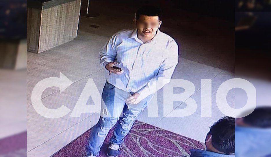 Este es el ladrón de Costco Angelópolis: acechó a su víctima desde Prissa Gourmet