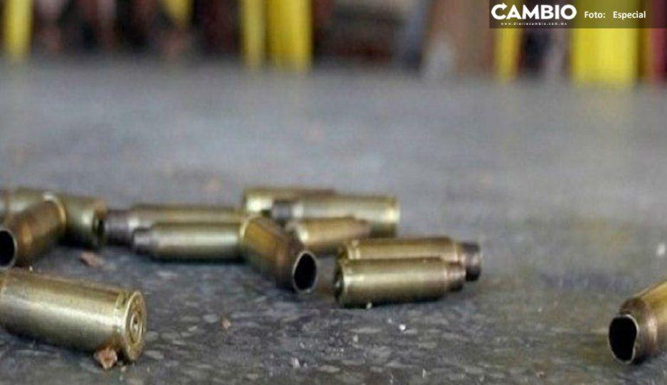 Comando armado aterroriza con disparos al aire en Hueyatzacoalco, Texmelucan