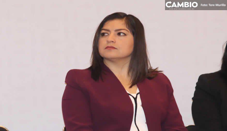 Pacheco está detrás de plantón de extrabajadores, se escuda Claudia