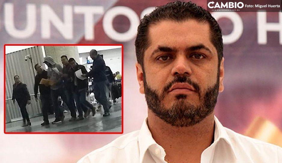 Este es el delito por el que detuvieron a Patjane en el aeropuerto de la CDMX