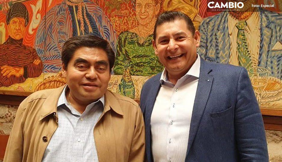 Se reúne Barbosa con Armenta previo a su toma de protesta el 1 de agosto