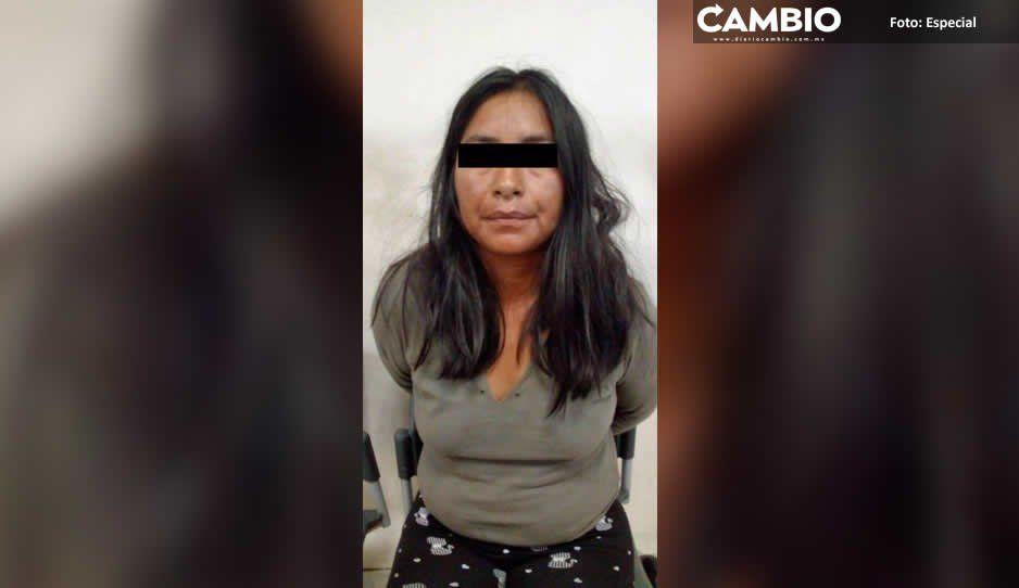 Detienen a la Rosario Tijeras de Coronango: macheteó policía
