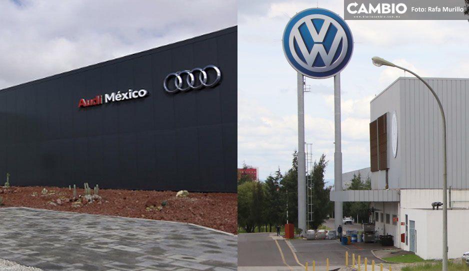 Un año para el olvido para Volkswagen y Audi: ventas caen hasta 18.3 por ciento