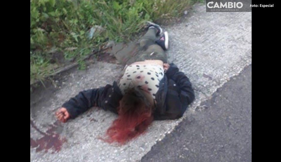 Identifican a Soledad, víctima  de feminicidio 55 en Atlixco