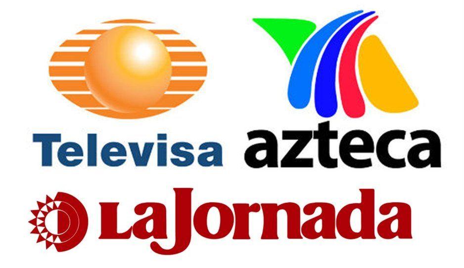 Difunde lista de medios que se llenaron miles de millones con Peña Nieto; hasta la Jornada se llevó su tajada
