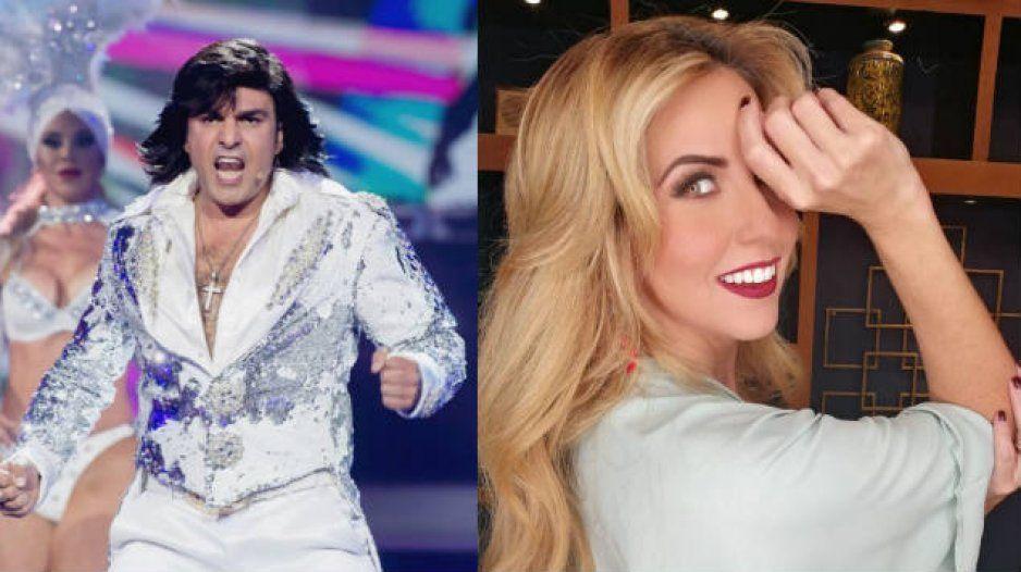 ¡Ya párale! Albertano es la nueva víctima de Raquel Bigorra