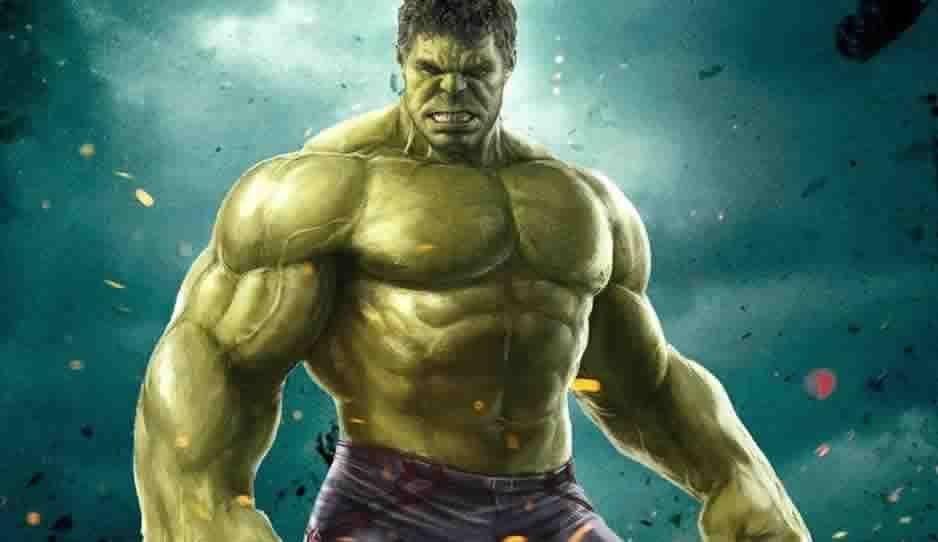 ¡OMG! Hulk es verde por error, lo dan a conocer 50 años después