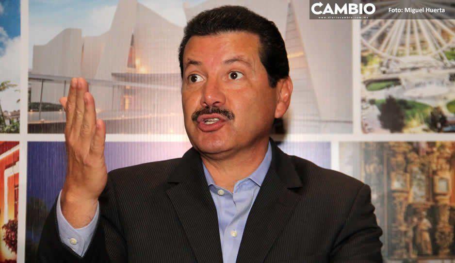 Arriaga se piratea plan de seguridad de su rival político, Julio Lorenzini