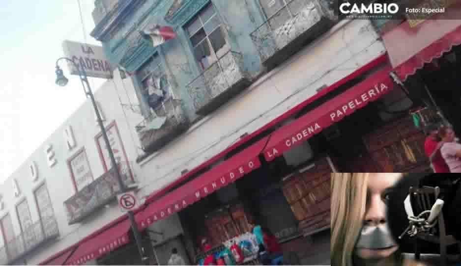 Poblana narra cómo fue secuestrada en La Maldita Vecindad del Centro para ser prostituida