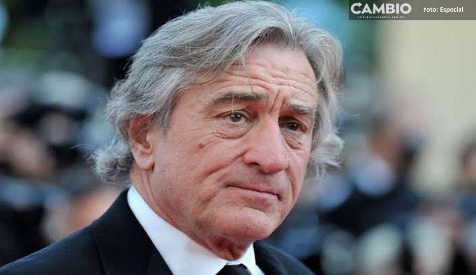Robert De Niro demanda a exempleada por ver todo el tiempo Netflix