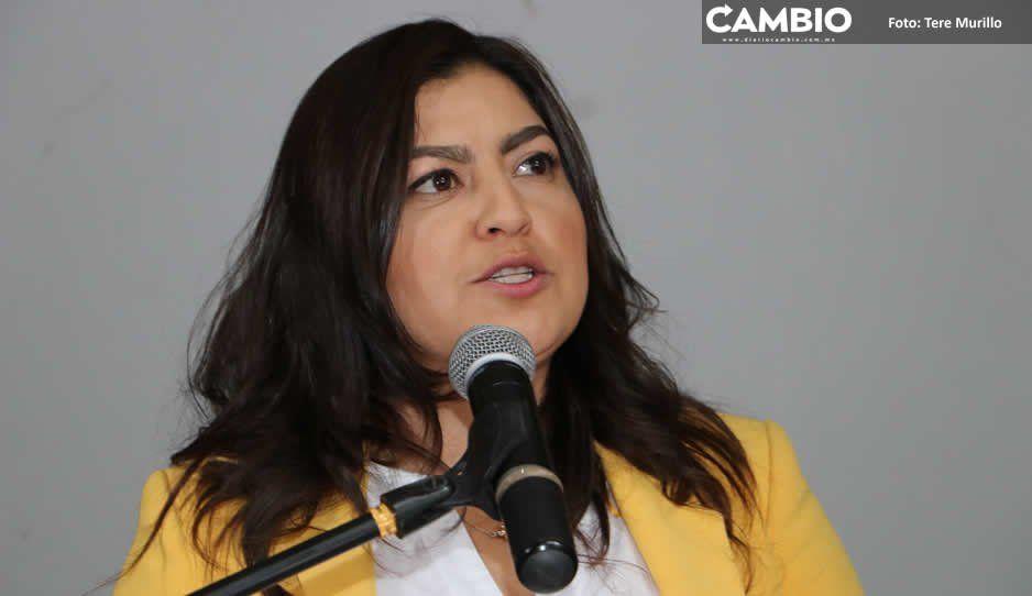 Claudia respalda permanencia de Lourdes en la SSPTM, rechaza la llegada de Alonso