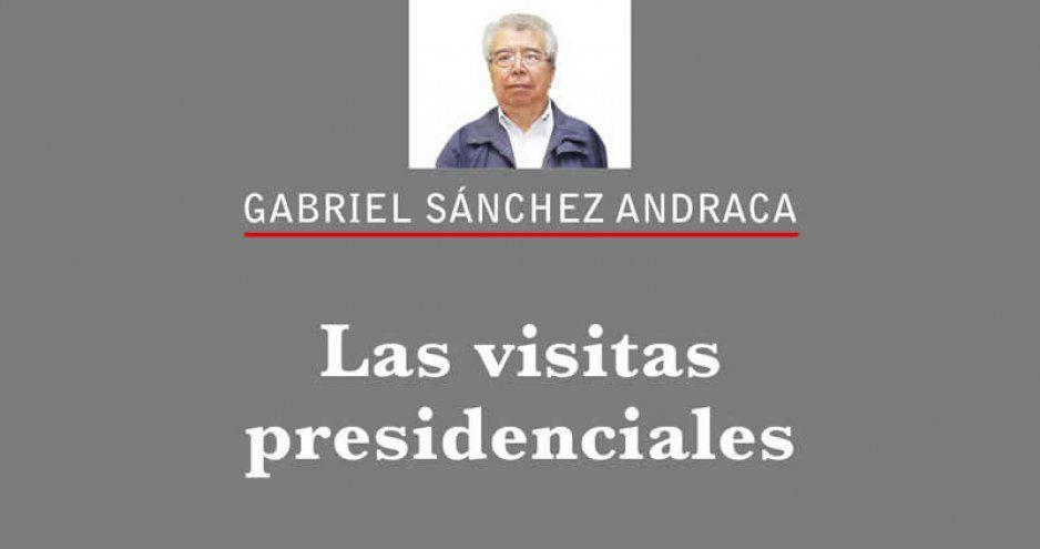 Las visitas presidenciales