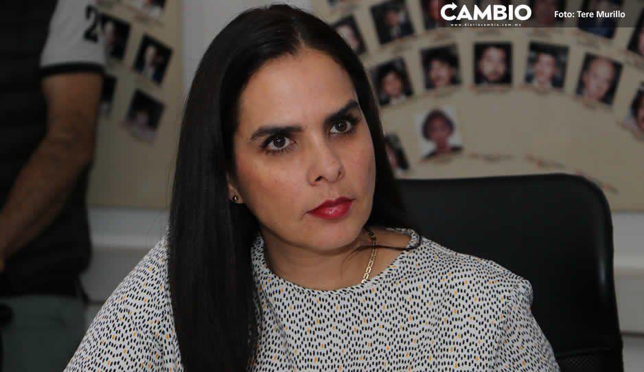 Teme Liliana Luna a rendir su primer informe tras escándalo de los ataúdes
