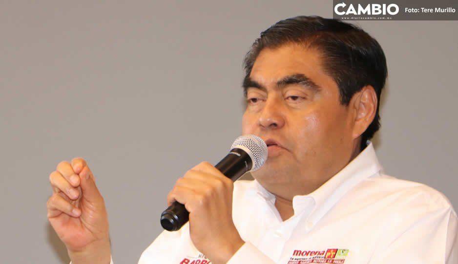 Cárdenas sólo da patadas de ahogado, no tiene elementos para impugnar elección: Barbosa