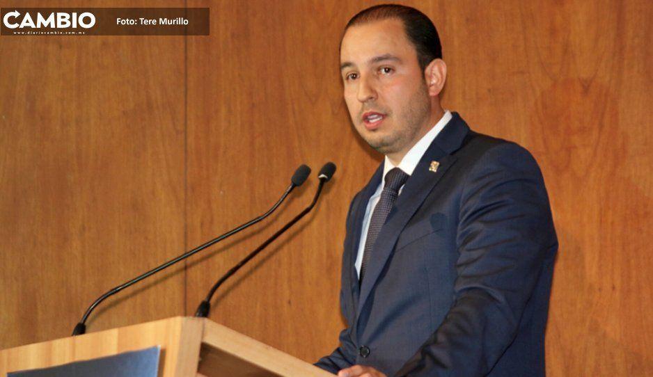 Marko Cortés pide a diputados respetar propuesta del PAN para interinato