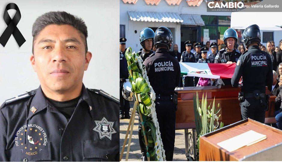 Rinden homenaje a El Veneno en la SSC; había detenido a más de 70 delincuentes