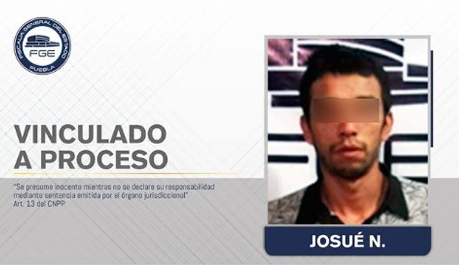 Vinculan a proceso a El Charal por asesinar a su inquilino e intento de robo