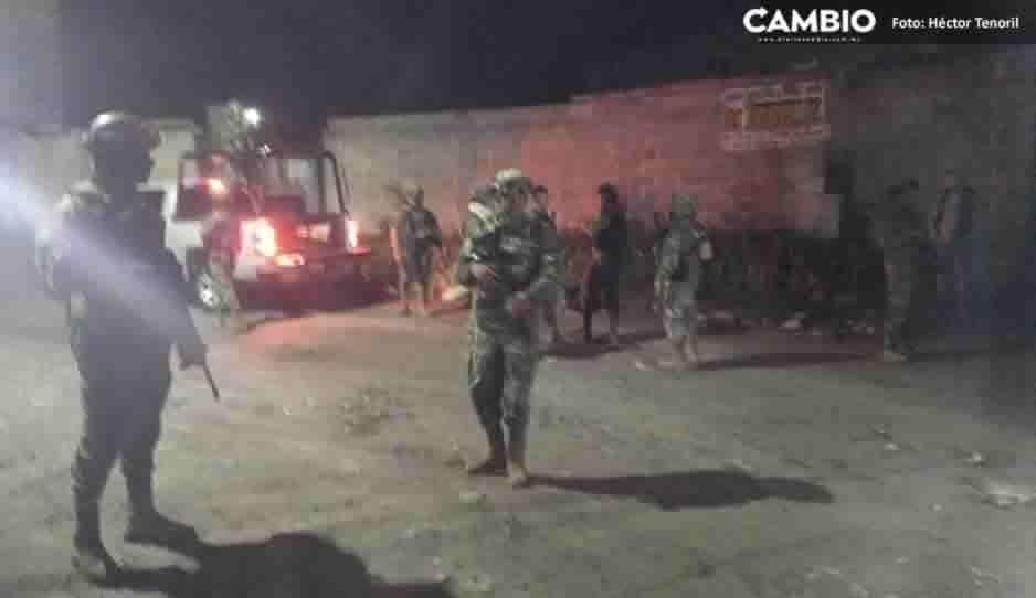 Después de ocho horas controlan fuga de gas en Tepatlaxco