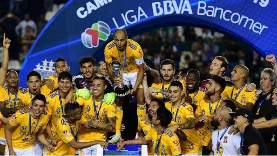 Tigres desplaza a Pumas y se coloca como el cuarto equipo más popular de México