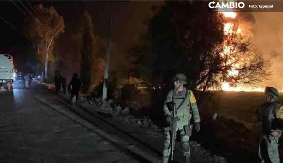 Falta identificar 52 restos de la tragedia en ducto de Tlahuelilpan, Hidalgo