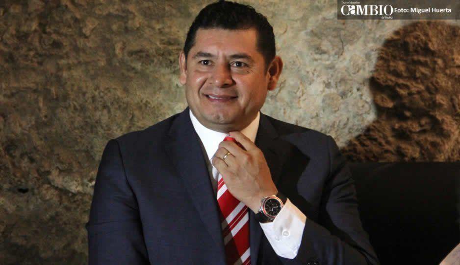 Confía Armenta en que el TEPJF tire la candidatura de Barbosa