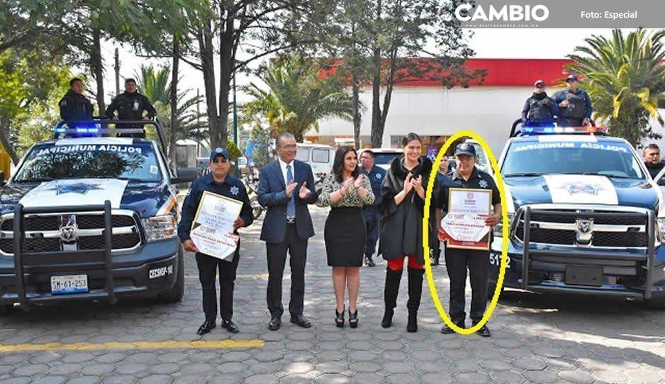 Cambian a director de Seguridad Pública de San Martín
