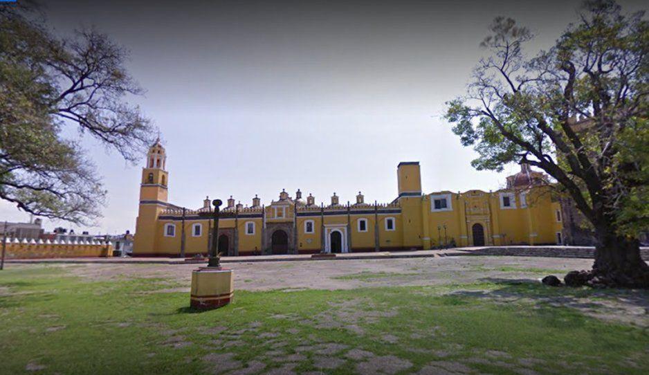 En San Pedro Cholula roban hasta en las iglesias: asaltan a mujer en convento de San Gabriel