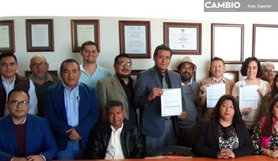 Revisa Gobernación Guía consultiva de  Desempeño Municipal de Cuautlancingo