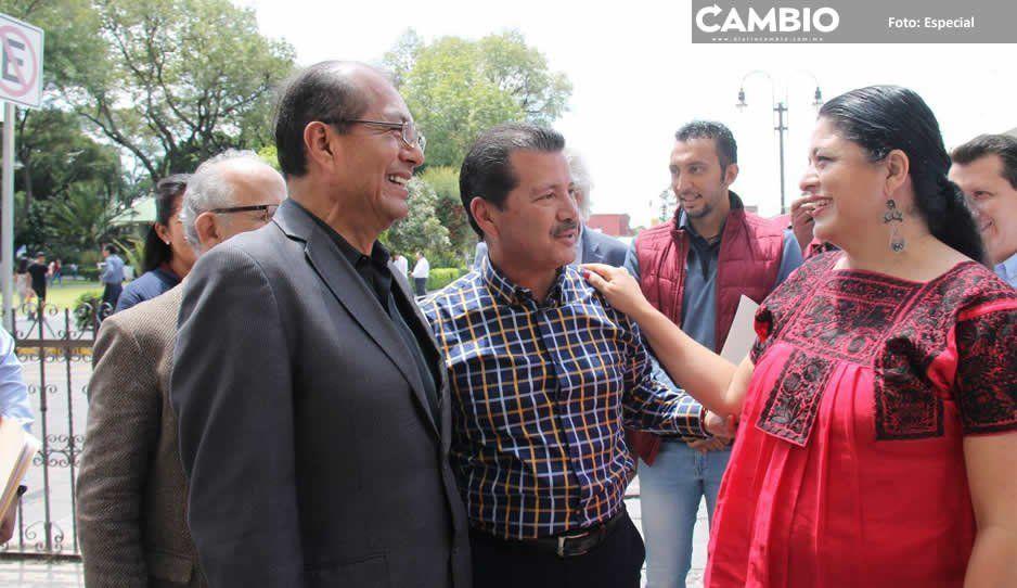 Faltan iglesias por terminar restauración en San Pedro tras el sismo: Arriaga Lila