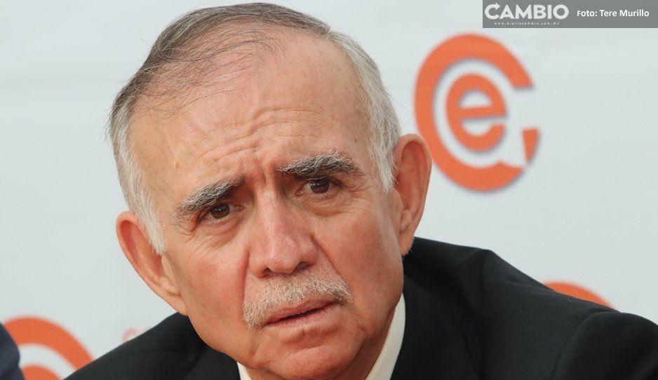Romo respalda a Barbosa para convertir a Puebla en el centro económico del país