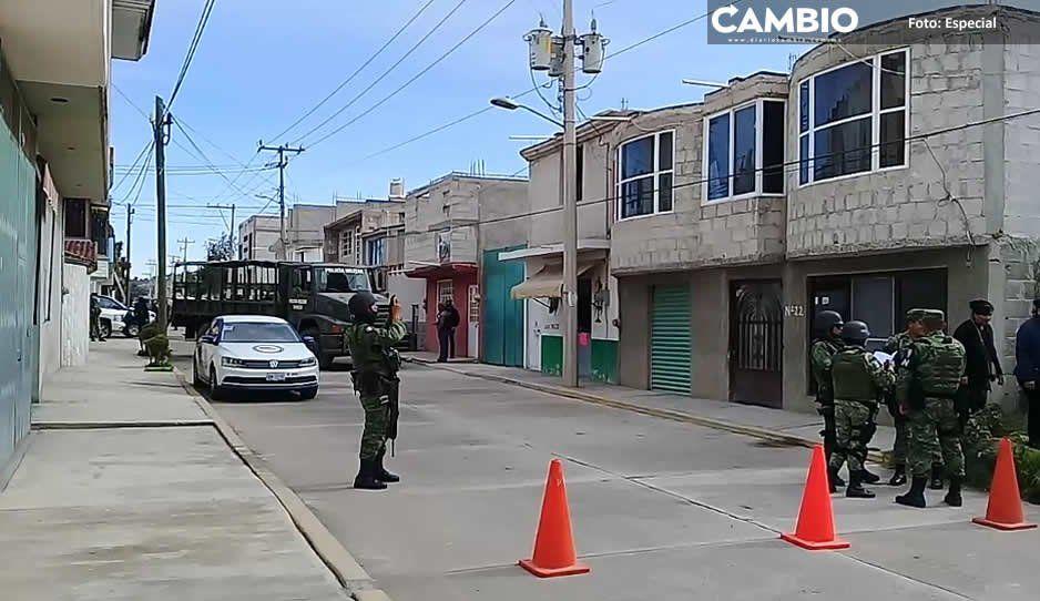 Decomisan pipas de gas robadas con megaoperativo en San Martín